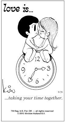 Pensamentos, Citações e Coisas do Género... Thoughts, Quotes and Those Sort of Things...: Amor é... passar o vosso tempo juntos.