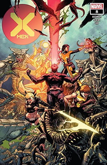 X Men 2019 8 In 2020 X Men Comics Marvel