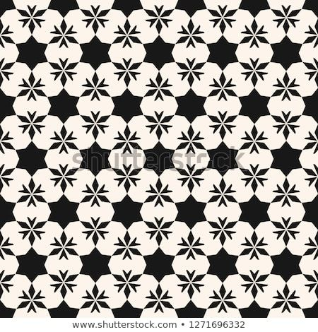 Black And White Abstract Geometric Seamless Pattern Seamless Patterns Black And White Abstract Geometric