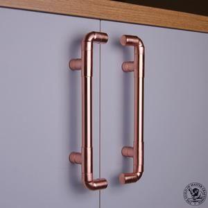 Copper Cupboard Door Handles Copper Handles Door Handles Copper Furniture