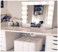 12++ Spiegel mit beleuchtung schminktisch Sammlung