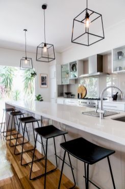 Best 60 Kitchen Pendant Designs