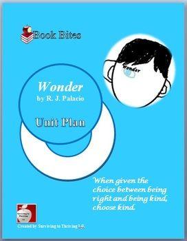 Wonder Unit Plan Teaching Wonder Unit Plan Wonder Novel