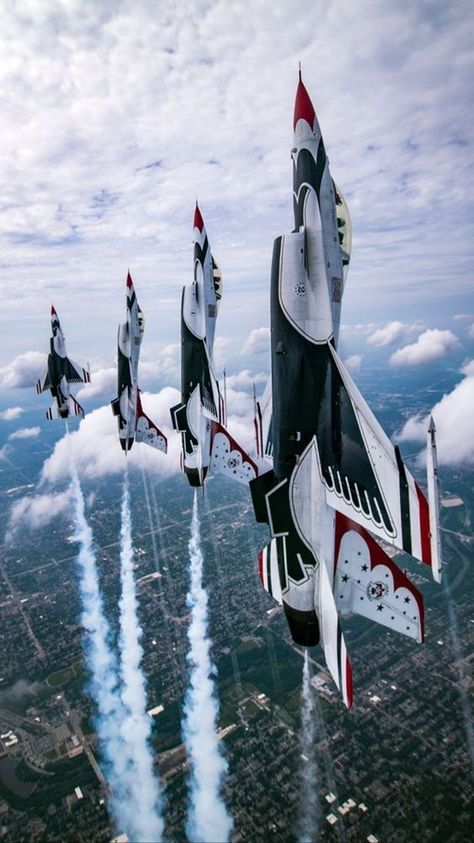 Military Jets, Military Weapons, Military Aircraft, Thunderbirds Are Go, Flying Vehicles, Airplane Fighter, Jet Plane, American Civil War, American History