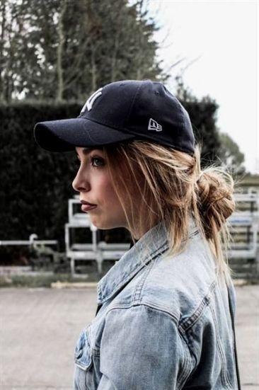 27+ Frisur mit cap frauen Ideen