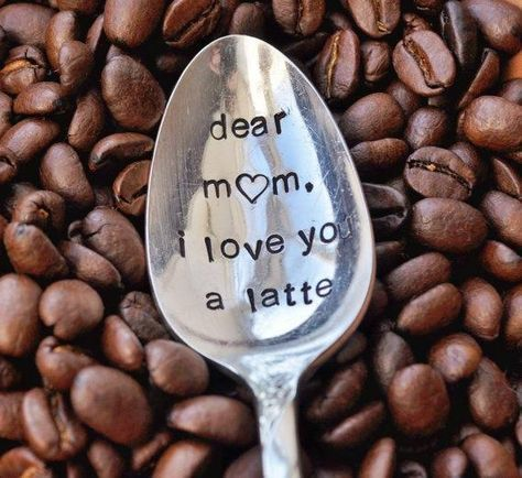 Sometimes all you need is some coffee and your mom.