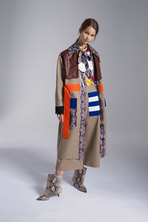 MSGM Resort 2019 Fashion Show Collection: See the complete MSGM Resort 2019 collection. Look 20