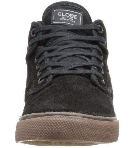 874a45675dd6a8 Motley Mid (Black Tobacco Gum) Men s Skate Shoes - Black Tobacco Gum ...