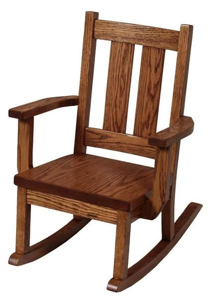 Amish Aspen Delta Kids Rocking Chair Diy Rocking Chair Rocking