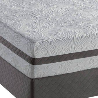 Sealy Optimum Gel Latex Brasswood Queen Mattress Toppers Pinterest Adjule Beds And Storage Drawers