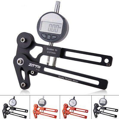 ZTTO Alloy Bicycle Repair Tools Bike Truing Wheels Spoke Tension Meter Measures