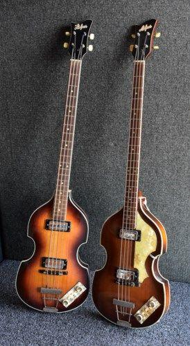 1965 Hofner 500 1 Guitars Bass Guitar Exchange Bass Guitar Guitar Bass