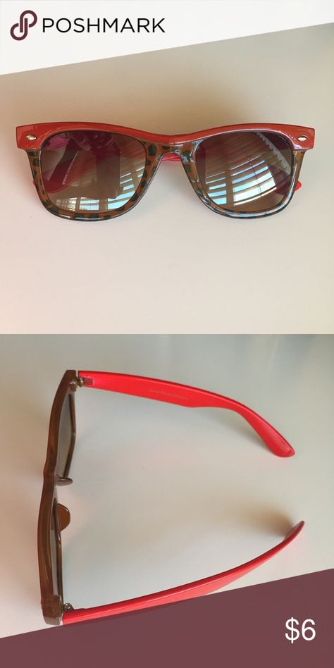 27f365050e6b3 Tortoise and red glasses Tortoise and red sunglasses Tilly s Accessories  Sunglasses