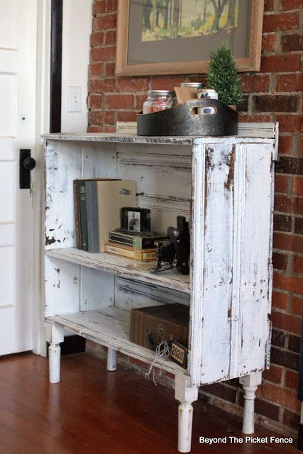 Beyond The Picket Fence In 2020 Shelf Makeover Bookshelf