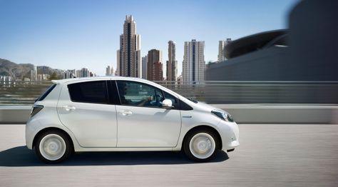 Spiegel Toyota Yaris : Toyota yaris hybrid der spartrumpf spiegel online auto