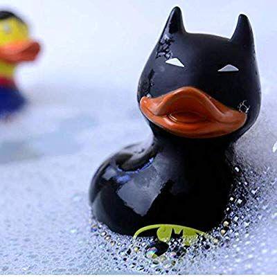 HARLEY QUINN RUBBER DUCK BATH TOY BATMAN DC COMICS