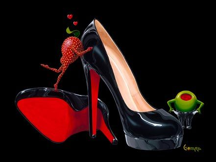 I Love My Heels