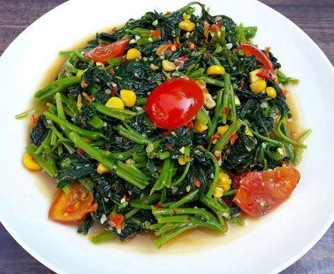 Resep Olahan Bayam Yang Praktis Istimewa Resep Masakan Resep Masakan