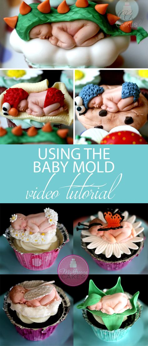 Using the baby mold: a video tutorial!