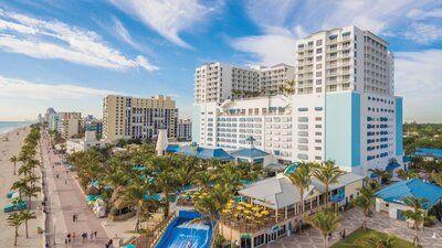 Best Family Friendly Florida Hotels Margaritaville Hollywood Beach Resort In 2020 Florida Hotels Beach Resorts Hollywood Beach