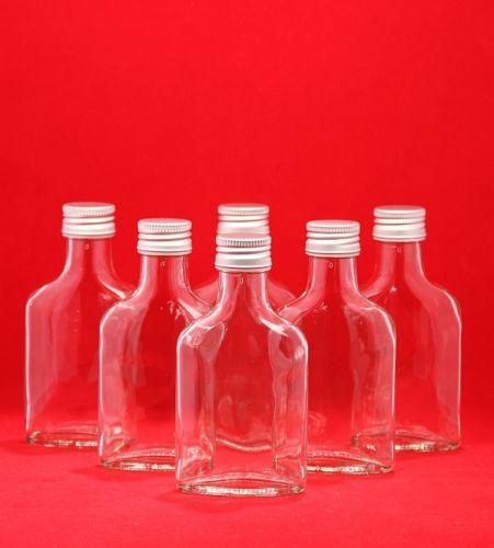 Bottiglie-In-Vetro-Vuote-100ml-o-200ml-Bottiglie-Flaconi-Liquore-0-1l-0-2litri