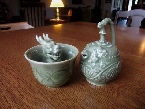 "Lamp Finial Wade pottery Porcelain Brown Camel 2 1//2/"" h x 1 1//2/"" w per each"