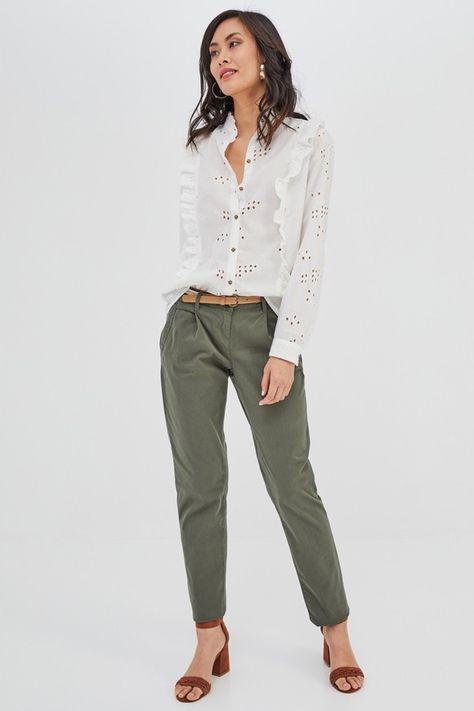Idée de tenue tendance printemps été 2019 #look #outfit