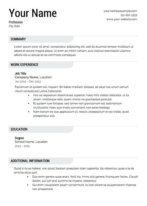 Linkedin Resume Template Builder Unique Free Print Picture Curriculum Templates Of