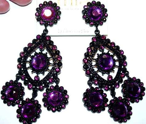 purple and silver - Google Search | Jewelry | Pinterest | Google ...