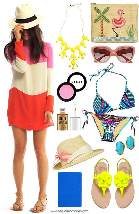 #beach #vacation #vacay #outfit