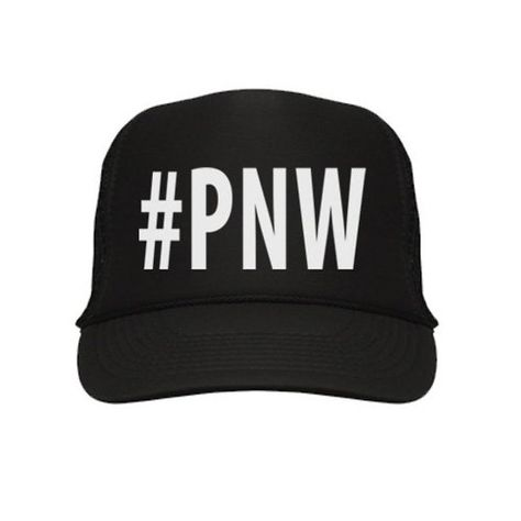 1418ce059d2a2 PNW Trucker Hat - Youth and Adult