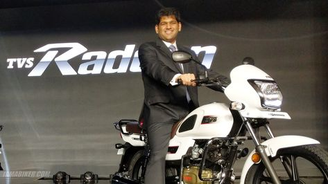 Tvs Radeon Launched At Rs 48 400 Product Launch Motorcycle