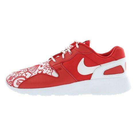 13d91cc07c78 eBay  Sponsored Nike Kids University Red White Kaishi Print PS Running Shoes  Size 2 Medium