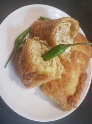 Resep Risol Rogut Ayam Ketofy Oleh Ratnakomala Recipe Food Indonesian Food Carbs