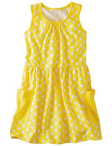So Breezy Pocket Sundress from Hanna Andersson | #kidsfashion | My ...