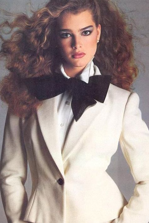 "a-state-of-bliss: "" Vogue US Feb 1980 - Brooke Shields by Richard Avedon """