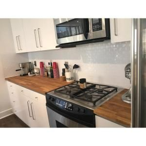 Art3d 12 In X 12 In Peel And Stick Vinyl Backsplash Tile In Subway White 6 Pack A17050p6 The Home Depot Vinyl Backsplash Peel And Stick Vinyl Tile Backsplash