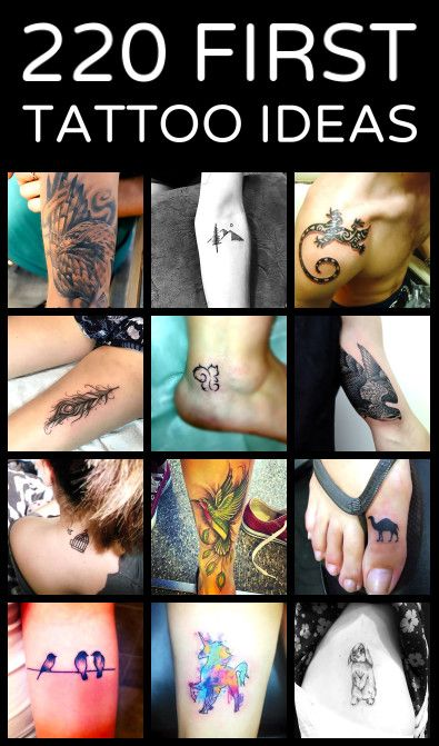 227 Good First Time Tattoo Ideas First Time Tattoos Small First Tattoos Time Tattoos