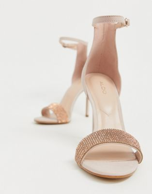 04f9420f5ad14 Aldo heeled leather sandals in 2019 | Heels for hari raya | Aldo ...