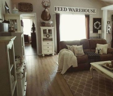 21 Best Farmhouse Living Room Decorating Ideas In 2020 Rustic Farmhouse Living Room Farm House Living Room Farmhouse Decor Living Room
