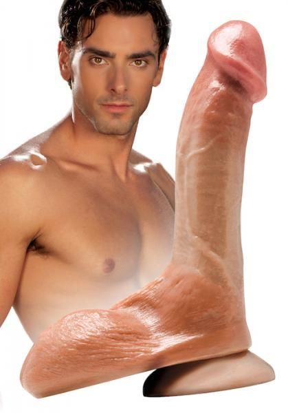Rascal Toys Jeremy Bilding Signature Silicone Cock Molded From