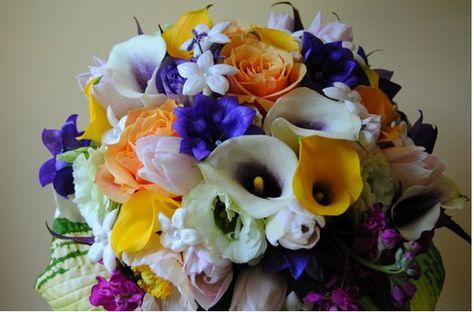 Queen Anne's Flower Shop, Bar Harbor, Maine, visit full profile @Gail Regan Truax://gayweddingsinmaine.com/queen-annes-flower-shop.html