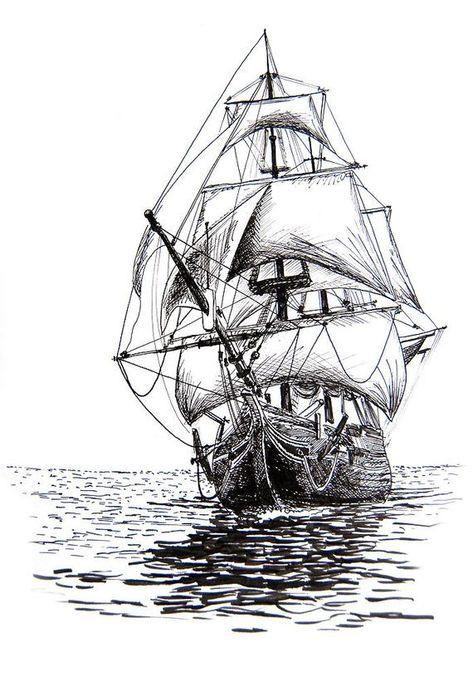 TEMPORARY TATTOO Set of 7 Nautical Tattoos or 2.75 x | Etsy