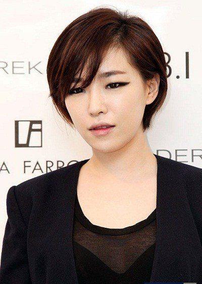 Female Idols Who Looks Beautiful With Pixie Haircut Kpop Short Hair Pixie Haircut Hair Projects
