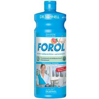 Dr Schnell Forol Fruit Reinigungsmittel Sauberkeit Und Desinfektion