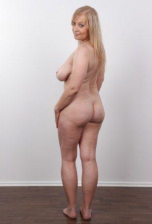 Mature Chubby Nude Women
