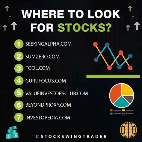 Stocks For Beginners, Stock Market For Beginners, Stock Market Investing, Investing In Stocks, Stocks To Invest In, Value Investing, Investing Money, Stock Trading Strategies, Dividend Investing