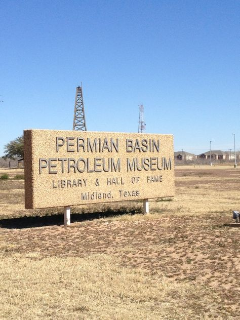 Permian Basin Petroleum Museum - the best museum we've ever been to!