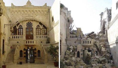 Esto le hizo la Guerra a la Ciudad más Grande de Siria