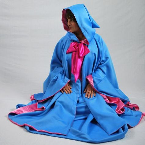 Fairy Godmother Costume Skirt & Cape by